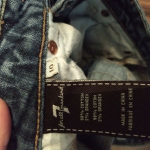 7 For All Mankind Bottoms - 7 for all Mankind jeans